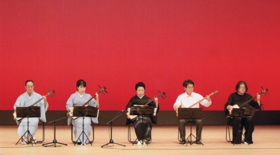 大和民謡舞踊連盟 第94回 秋季民謡舞踊発表大会